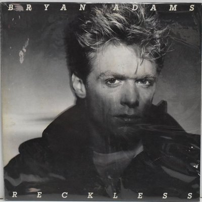 Bryan Adams 布萊恩亞當斯 Reckless 黑膠品優金聲 601500000130 再生工場YR2007 0