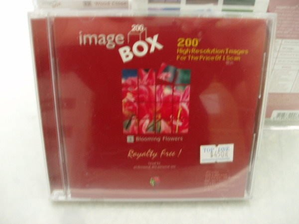 典匠 Image Box 系列圖庫  *剩 5.7.8.11.11.12.13*  正版全新未拆封 歡迎貨到付款