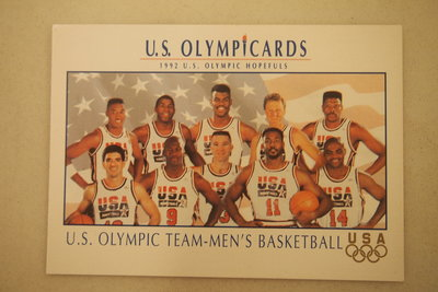 1992 Impel US Olympicards Dream Team USA