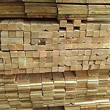☆ 網建行 ㊣ 南方松防腐材 【寬18.4X厚1.7cm特選結構級~每尺43元】戶外 DIY 木材 結構木材