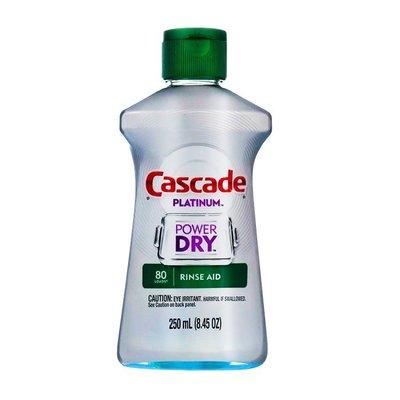 【Cascade】白金級餐具亮光劑(8.45oz/250ml)【1091】