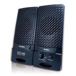~協明~ aibo LY-ENLA227 S227 二件式2.0聲道電腦多媒體喇叭 耳機輸出孔設計