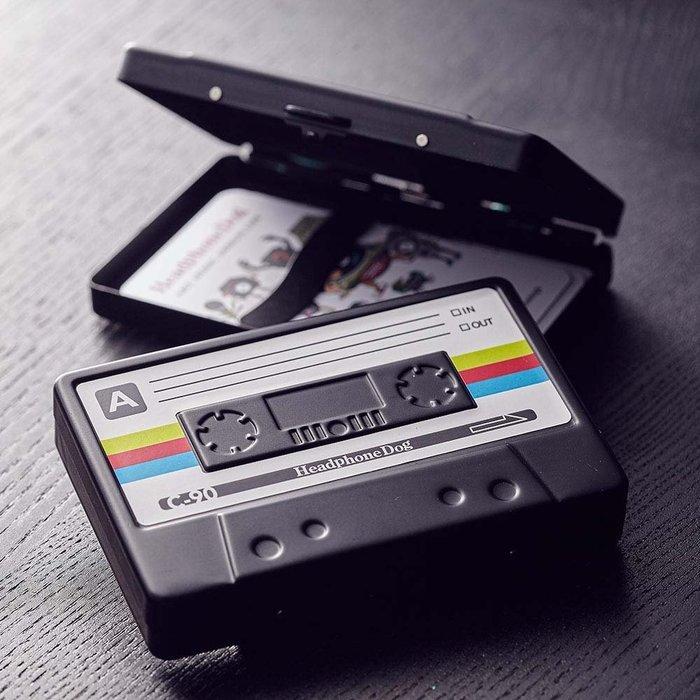 金屬搖滾 造型名片盒/煙盒 錄音帶