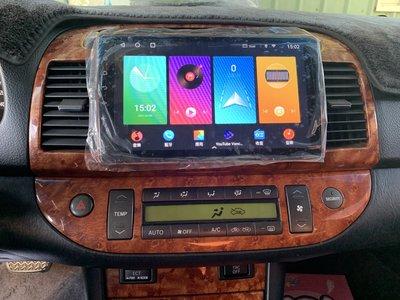 豐田 CAMRY 5代 冠美麗 Android 安卓版 6+128G 觸控螢幕主機/導航/藍芽/倒車顯影/Carplay