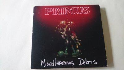 【鳳姐嚴選二手唱片】PRIMUS 主教合唱團 / Miscellaneous Debris