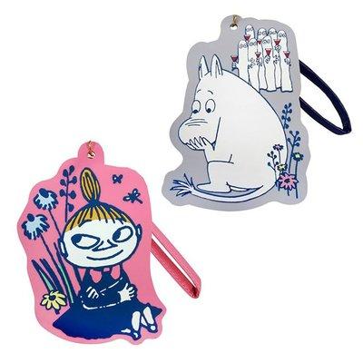 嚕嚕米 造型票卡夾 票夾 證件套 悠遊卡夾 小不點 慕敏 MOOMIN 日本正版 584591 584607
