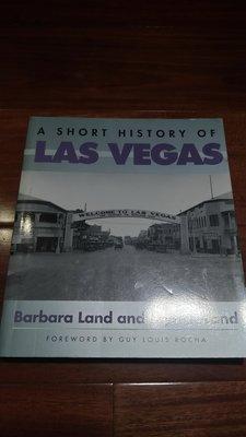《字遊一隅》A Short History of Las Vegas  賭城維加斯簡史    C1