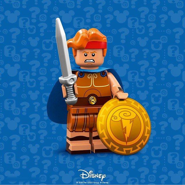 【LEGO 樂高】積木 / 人偶包系列 迪士尼2 DISNEY 71024 |#14 大力士 海克力士 Hercules