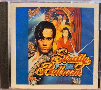歐版CD電影原聲帶《舞國英雄》/STRICTLY BALLROOM全新未拆