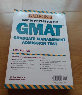 【GMAT考試】How to Prepare for the GMAT -- ***愛麗絲夢遊***