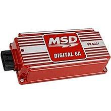 =1號倉庫= MSD 6A DIGITAL IGNITION CONTROL 數位多重火花放大器 通用型