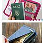 韓版短款護照包 證件夾 卡包 旅行多用途收納包~ 【T104】