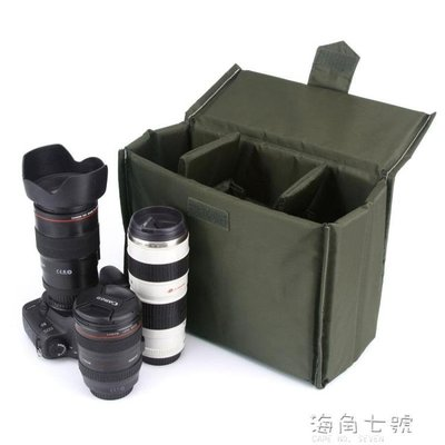 攝影背包相機內膽包單肩包雙肩包背包內膽收納袋攝影包便攜單眼相機包 海角七號