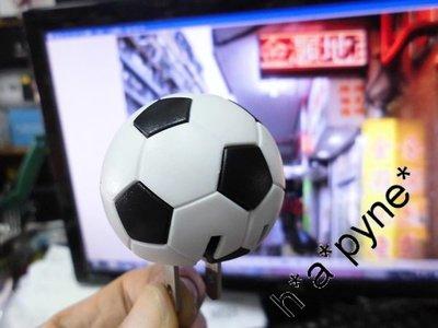 益用家 100%全新 USB插頭 足球型 USB AC Adapter 2.1A hhappynet 薄利店 信心保証