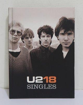 U2合唱團-U2 18 Singles 精裝版(CD+DVD)
