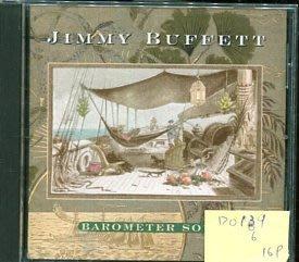 *愛樂二館* JIMMY BUFFETT / BAROMETER SOUP 二手 D0169