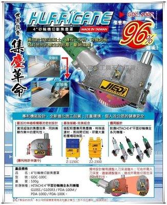 【台北益昌】GDC-100C 4