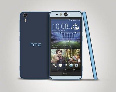 HTC Desire Eye 藍色空機 9成新