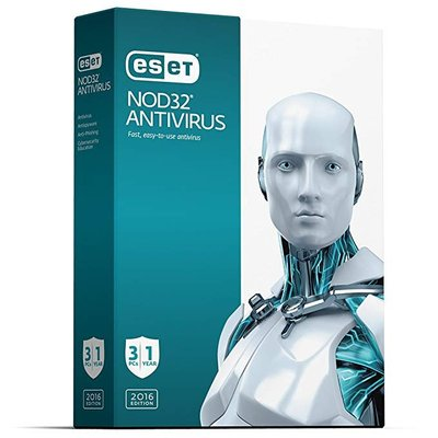 ESET Internet Security Nod32 防毒軟件3三年授權