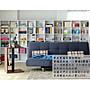 【中華批發網DIY家具】DL-1812-WH-學習御守-實心12格書櫃-白色
