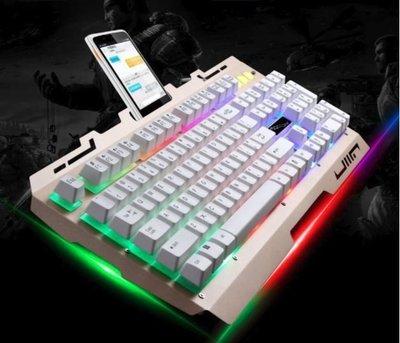 (現貨供應)懸浮式背光遊戲鍵盤