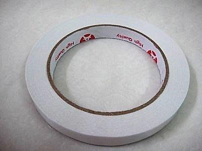 【金便宜】 12mm*18M長 雙面膠 雙面膠帶 膠布 台灣製-工廠批發價