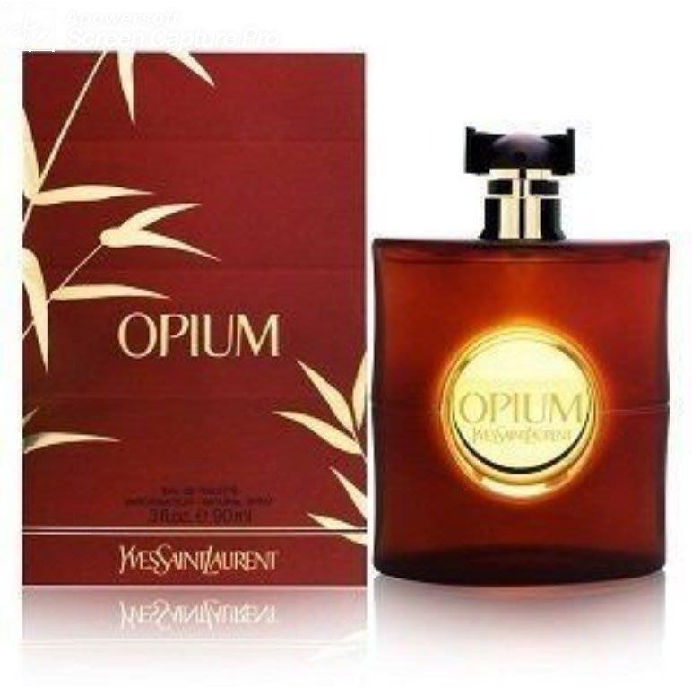 YSL Yves Saint Laurent Opium 鴉片女性淡香水 90ml
