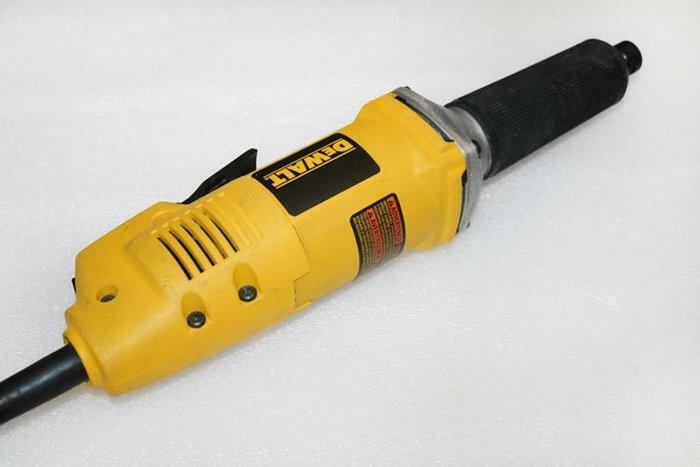 新古優品 美國 DEWALT DW887 工程用 40mm 超高速 25000轉 打磨機 拋光