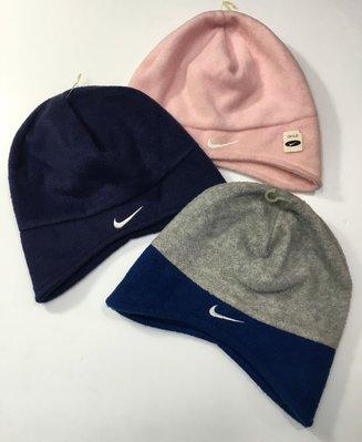 Nike 毛帽 休閒毛帽 蓋耳刷毛 童款毛帽 新生兒專屬  lt b  gt 0  lt b  gt 歲~3歲
