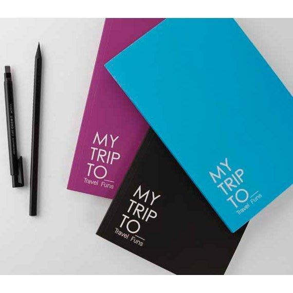 ~U~style~Travel funs 我的旅行手札筆記本  旅行規劃本 補充本