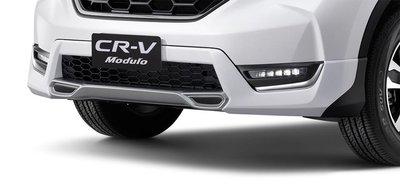 興記汽車~5代CRV空力套件~前中包+後中包~塑膠件PP