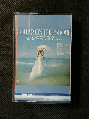 錄音帶 /卡帶/ AC124 /古典演奏 /沙灘上的吉他 / 赫勒.溫克 吉他 / 諾曼.康德勒 樂團 /海/ 上揚 / 非CD非黑膠