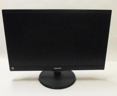 二手自售 PHILIPS 223V5L LED液晶螢幕 Philps 223V5LHSB2 22型LED寬螢幕