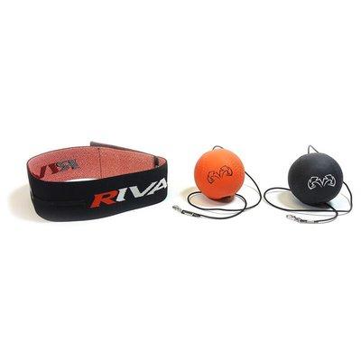 RIVAL REFLEX BALL拳擊速度球 精準度頭戴訓練拳擊反應球@03155