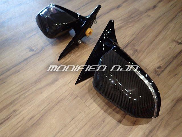DJD 16 BM-I0563 寶馬 BMW F36 後視鏡 碳纖維 包覆施工