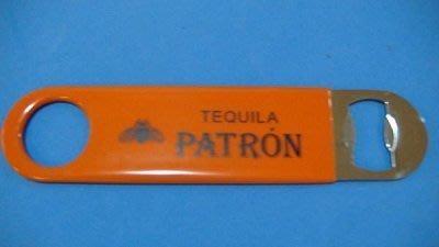 @ PATRON TEQUILA 培恩龍舌蘭 不銹鋼開瓶器 橘 @