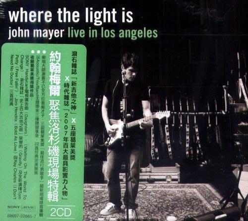 聚焦洛杉磯現場特輯(2CD) / 約翰梅爾 John Mayer / 88697226652