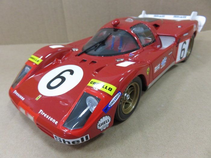 =Mr. MONK= CMR Models Ferrari 512 S Long Tail