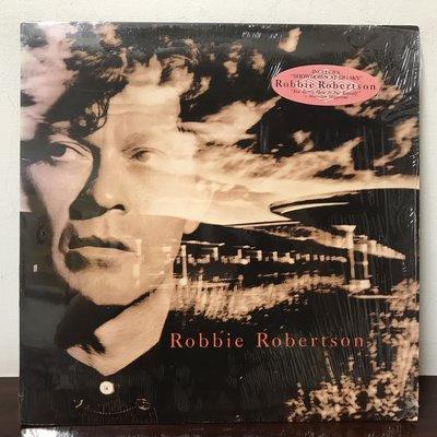 晨雨黑膠【西洋】美版/Robbie Robertson–Robbie Robertson (self titled)