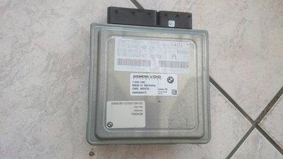 BMW E90 引擎電腦 非 BENZ TOUAREG NISSAN INFINITI 汽車零件拆賣