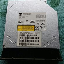 HP DS-8ABSH DVD RW DRIVER SATS, 正常運作,請葵芳站交收。