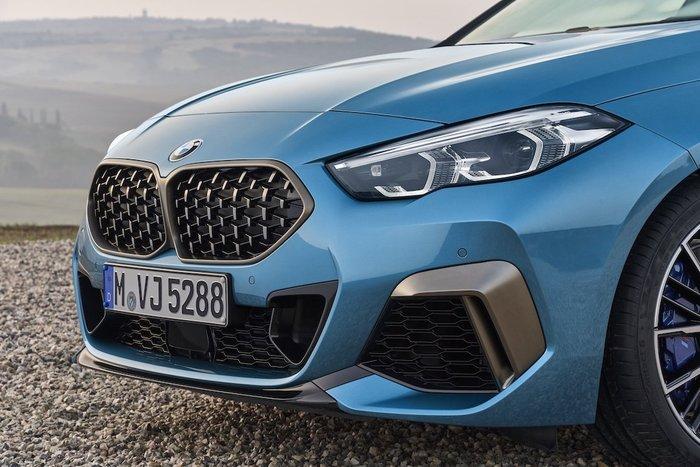 【樂駒】 BMW F44 218i 改 M235i LOOK 鈰灰視覺 尾飾管 後保 原廠 空力 前保 套件