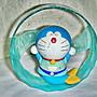 L.(企業寶寶公仔娃娃)少見麥當勞哆啦A夢(Doraemon)造型美人魚公仔可順/逆時針360度旋轉!
