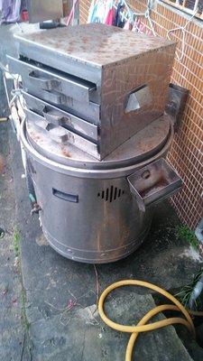 腸粉機商用抽屜式蒸爐蒸包子機蒸粉節能兩抽一份燃氣瓦斯桶用
