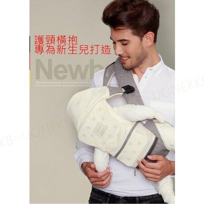 BEBEAR 初生嬰兒 護頸墊 ~新蝶形坐凳防O型腿 雙肩抱嬰腰凳 嬰兒背帶 護頭墊 保護寶寶頸椎 GS01抱抱熊