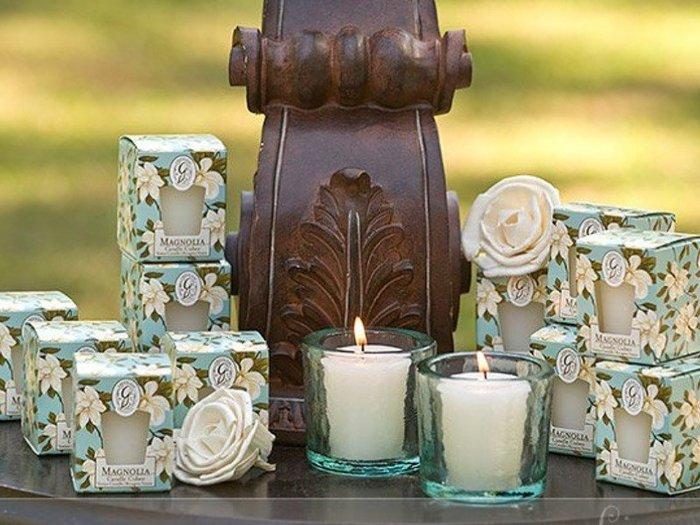 ╭*.Dream Angel.*╯美國 Greenleaf GF綠葉室內香氛蠟燭  精油蠟燭 迷你蠟燭 祈禱蠟燭