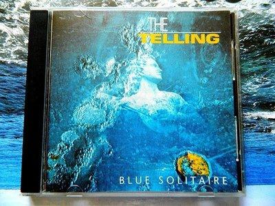 美聲團體 The Telling - Blue Solitaire 歐美發燒錄音天碟