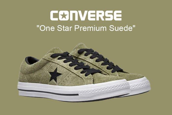 [NMR] CONVERSE 19 S/S 163249C One Star Premium Suede 非現貨賣場