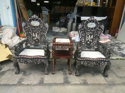 大高雄冠均二手貨家具---越南紅酸枝 ...