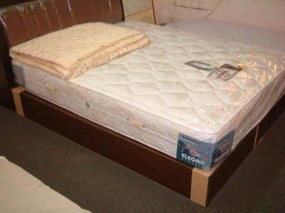 ※高雄 專業睡眠館 尊爵床墊※豪華版活性碳英國尊貴7環獨立筒床墊 特大6*7尺~iso國際認證